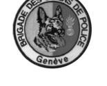 And geneva county police k9 canine unit patch velcro tactical grey  4 x 4 in 10.99 thumb155 crop