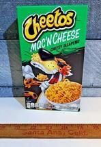 Cheetos Mac 'n Cheese LOT OF 2 Cheesy Jalapeño Flavor 5.7 Oz Limited Edi... - $9.85