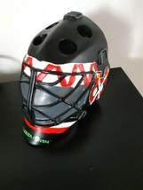 Chicago Blackhawks NHL Toothbrush Holder Helmet Goalie Mask Black Hockey... - $22.72
