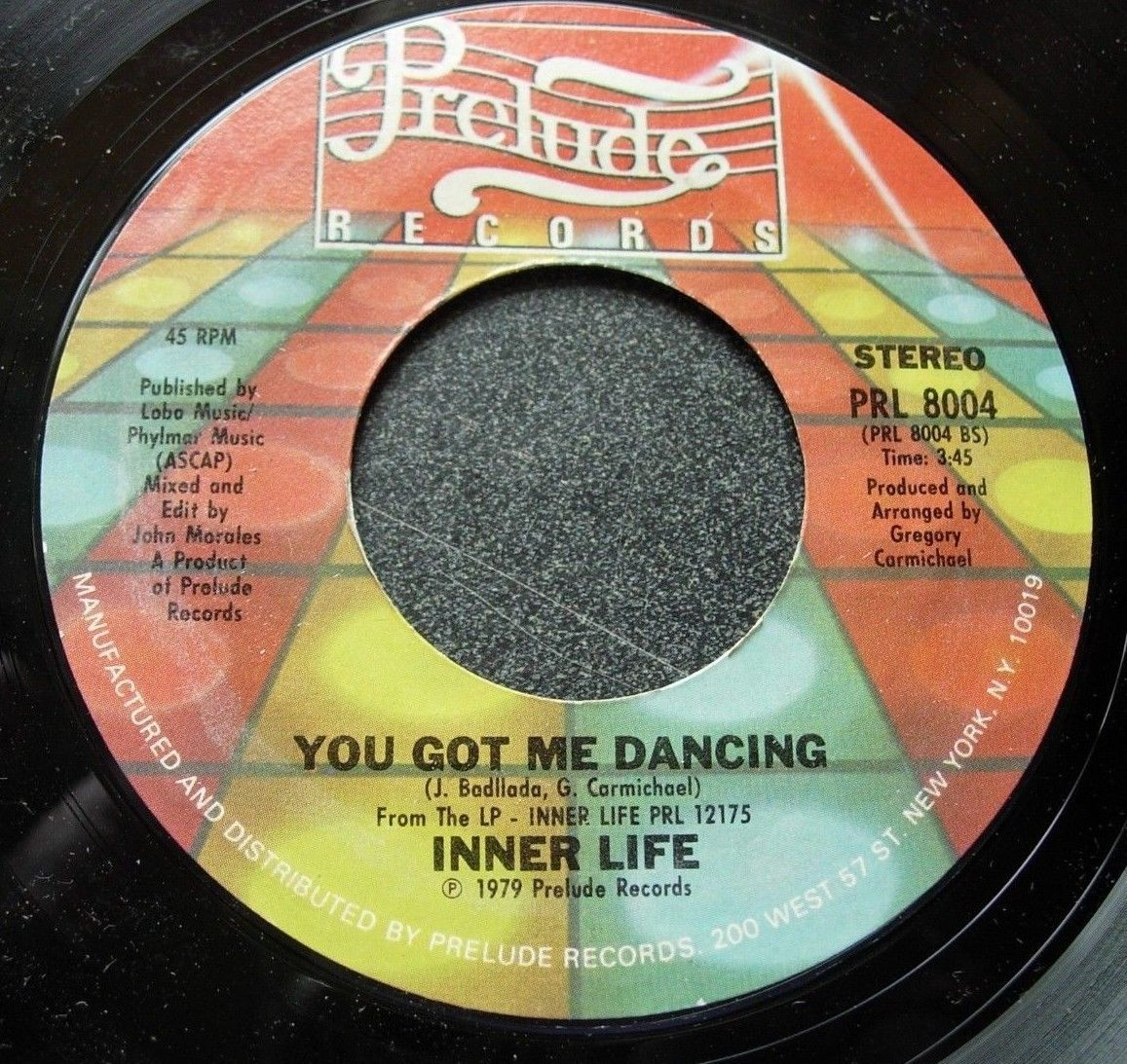 Inner Life - I'm Caught Up (In A One Night Love..) Prelude Records PRL 8004