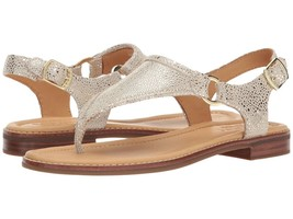 Sperry Top-Sider Women's Abbey Platinum Sandal Size 6 - £56.70 GBP