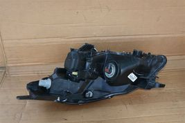 08-09 Nissan Altima 3.5 Coupe Xenon Headlight Head Light Lamps Set L&R POLISHED image 8