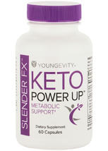 Youngevity Keto Power Up 60 capsules Slender FX by Dr Wallach - $43.41