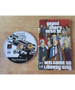 Grand Theft Auto III  (Sony PlayStation 2, 2003) - $4.46