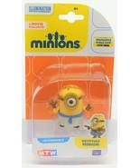 Despicable Me Minions Egyptian Minion Collectible Mini Poseable Figure Toy - $6.86