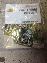 2013 2014 2015 YAMAHA FJR1300A FJR 1300 A Models Service Shop Workshop M... - $148.45