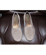 Skechers Relaxed Fit Memory Foam Loafers Dark Brown Slip On Shoes Size 9... - $48.60