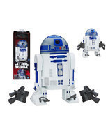 Star Wars R2-D2 Action Figure From 12-inch Hero Series Wave 5 Force Awakens - $575,16 MXN