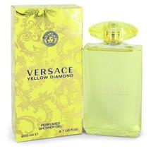 Versace Yellow Diamond Perfumed Shower Gel 6.7 Oz  image 7