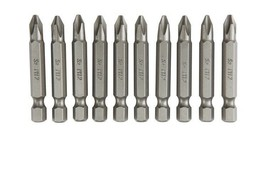 Warrior 2 in. PH2 Phillips Insert Bits, 10 Pc. 62690  # 2 bits - $6.78