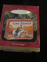 Hallmark Keepsake Ornament 1997 The Lone Ranger Nostalgic Lunch Box New ... - $9.99