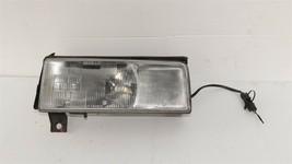 Cadillac Allante Headlight Head Light 87 88 89 90 91 92 93 LH