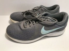 Used/worn Nike Revolution 4 Womens Size 10 Wide Running Shoes - $29.69