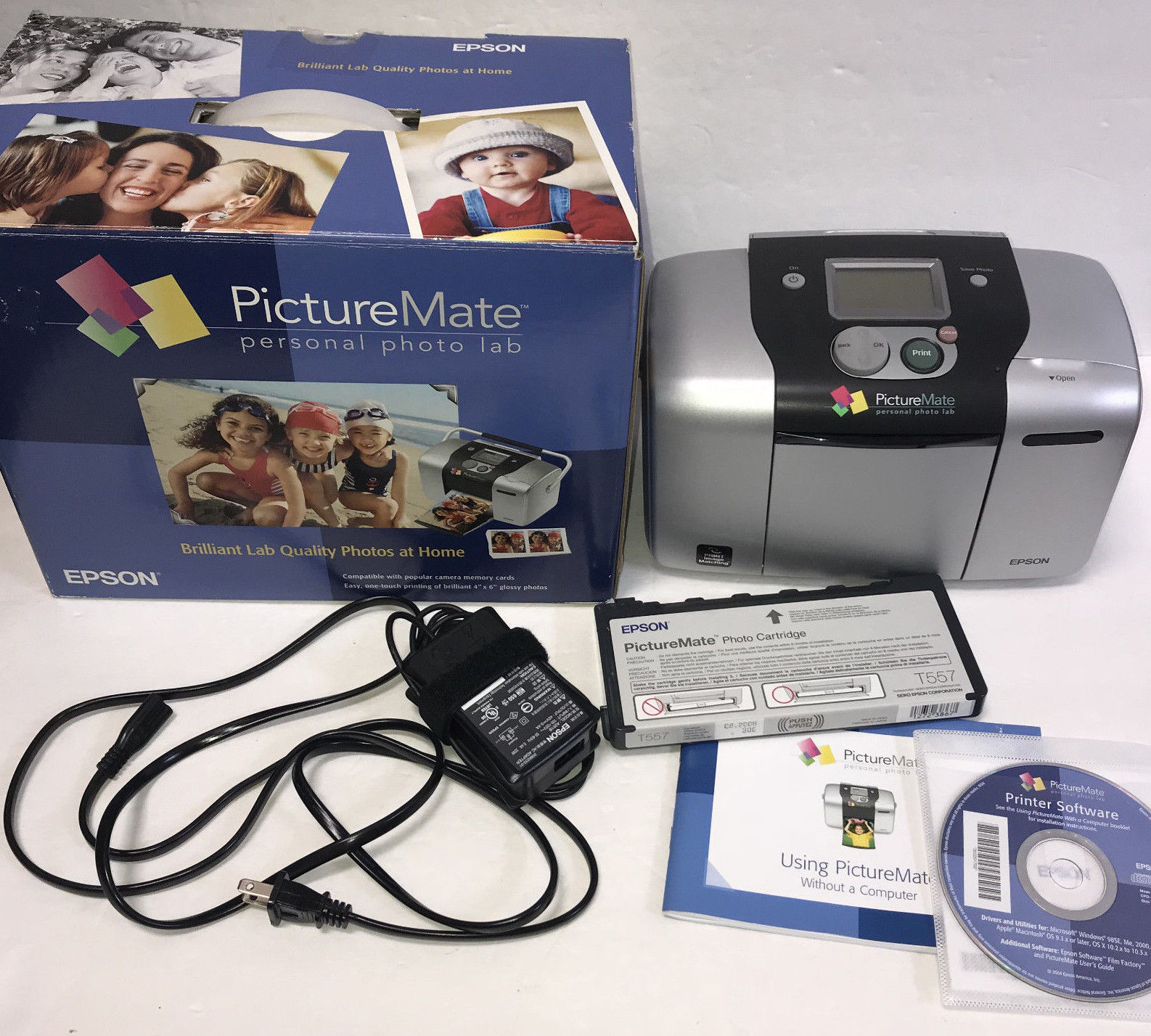 Epson Picturemate Express B271a Personal And 50 Similar Items