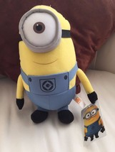 BRAND NEW W/ TAGS, 'Minion' Stuffed Animal from Pixar's Despicable Me! - $9.99