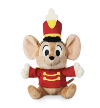Disney Store Sitting Timothy from Dumbo Mini Bean Plush New with Tags - $13.21