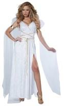 Athenian Goddess Halloween Costume Adult Womans Medium 8 -10 - $43.99