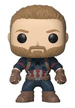 T-03 Marvel Avengers Infinity War-Captain America Collectible Figure - $19.90