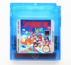 Super Mario Land DX Cartridge (Remastered in COLOR) Nintendo Game Boy GB... - $18.95