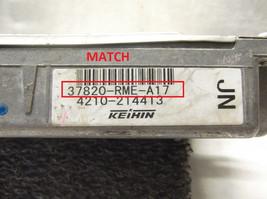 07-08 Honda Fit M/T Engine Control MODULE/COMPUTER..ECU..ECM..PCM - $85.00