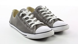 Womens Converse Danity Ox - Charcoal Canvas Size 7 [532353F] - $39.99