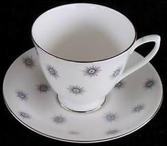 Royal Albert Star of Eve Bone China Cup & Saucer - $19.79