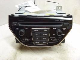 13 2013  Hyundai Genesis Radio Cd Player Mp3 Player 96180-2M117YHG  ALV337 - $31.19