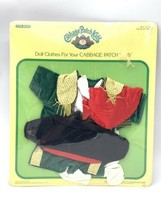 Vintage Cabbage Patch Kids Spain World Traveler Matador Doll Clothes Outfit NIP - $49.50