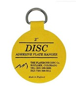 Invisible English Plate Hanger Disc--2 Inch For Plates 4 to 6 Inches in ... - $4.43