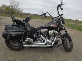 2008 Harley Davidson Crossbones Springer Softail For Sale In Minot MD 58701 image 5