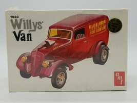 AMT 6182 1933 Willys Van 427 SOHC Gasser Leapin Lorry 1/25 Model Car Mou... - $34.53