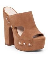 Women's Jessica Simpson Wynne Sandals, Sizes 6-10 Dakota Tan Lux Suede J... - $79.96