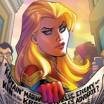 Captain Marvel # 8 Set 3 Books! Reg + Inhyuk Lee + Secret Carnage Variant! - £40.18 GBP