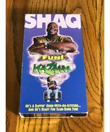 KAZAAM Starring Shaq - SHAQUILLE O'NEAL VHS MOVIE - $49.49