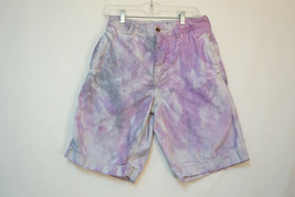 "American Eagle Heavy Shorts, Tie-Dye, Men's 30"" Waist 9784 - $16.36"