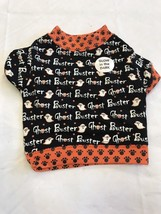 Pet Clothes Dog Tshirt Size XXS Halloween Glow In The Dark Ghost Busters... - $5.18