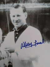 Vtg Autograph Signed Black White Photo Mickey Mantle, Billy Martin, Whitey Ford image 5
