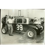Bobby Hersh #39 Modified Coupe 8x10 Racing Photo- 1961 - $20.61
