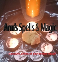 3x CASTING: CAST a ONE hour custom spell for you, Customized spell for situation image 2