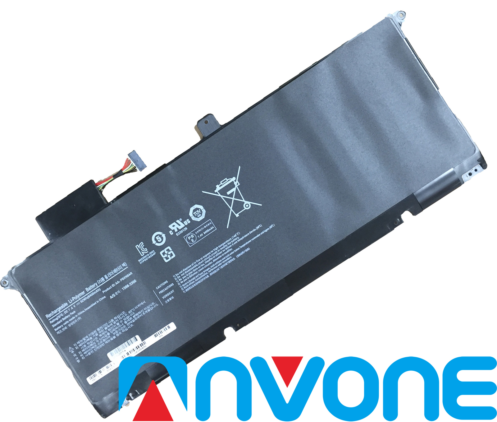 Primary image for 62Wh 7.4V AA-PBXN8AR Battery For Samsung 900X4B 900X4C-A01 NP900X4D Series 9