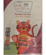 Baby Einstein: Numbers Nursery (DVD, 2007) Ages 12 months and up - $6.92