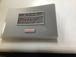 2002 GMC YUKON XL Owners Operators Owner Manual GM FACTORY OEM - $29.68