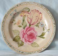 American Atelier 5024 Floral Daze Salad Plate set of 4 image 5
