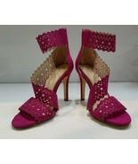 Jessica Simpson Jastia Sandal Fushia NIB Size 5 1/2 - $46.53
