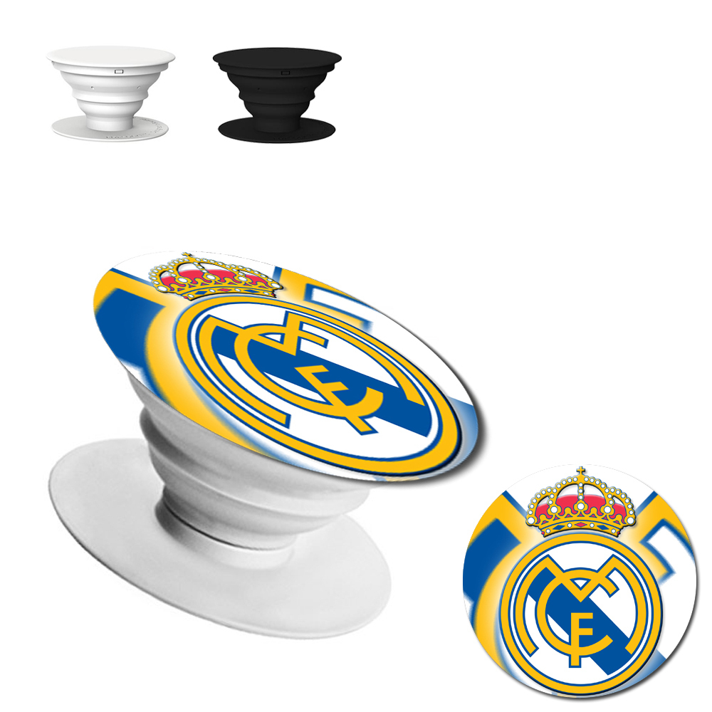 Real Madrid Pop up Phone Holder Expanding Stand Grip Mount popsocket #2