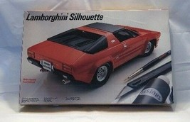 NIB Testors Lamborghini Silhouette 3000 1/24 Scale Model by Allan Day  - $97.99