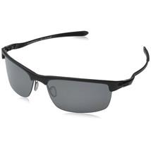 Oakley Men's Carbon Blade Sunglasses Carbon Fiber Frame Black Iridium Polarized - $341.64