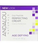 Andalou Naturals Super Goji Peptide Pefecting Cream 1.7 oz  - $12.29