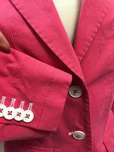 Cavallaro Napoli Rose Blazer, Femmes Euro Taille 36 (Compatible avec Us 4 ), W/O image 3