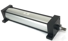 """TRD MANUFACTURING CYL-9269249 PNEUMATIC CYLINDER BORE/STROKE: 4"""" X 15.5"""""""